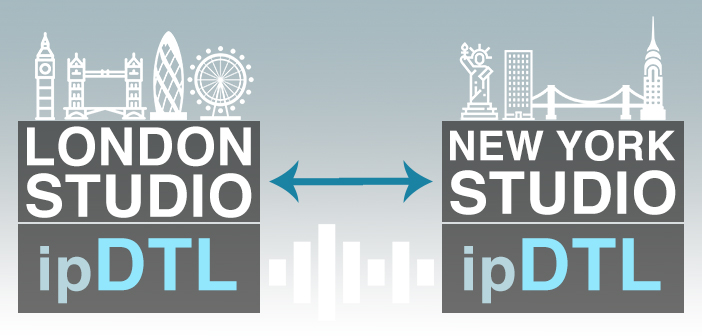Remote Studio with ipDTL and ipDTL