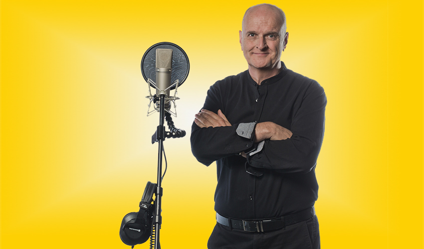 How To Get Commercial Voice Over Work