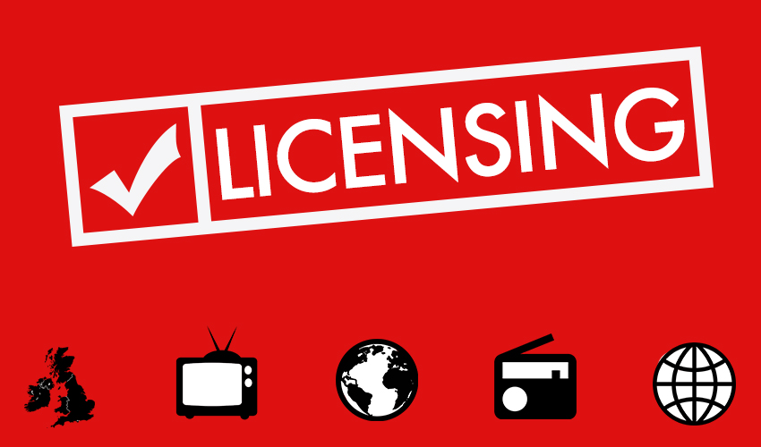 Voiceover LIcensing