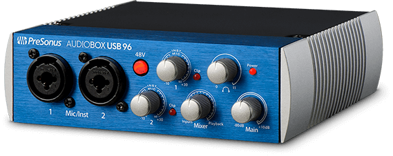 How To Choose The Best Audio Interface As A Voiceover presonus audiobox
